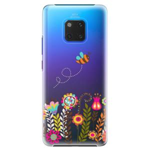 Plastové pouzdro iSaprio Včelka Pája 01 na mobil Huawei Mate 20 Pro