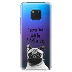 Plastové pouzdro iSaprio Better Day 01 na mobil Huawei Mate 20 Pro