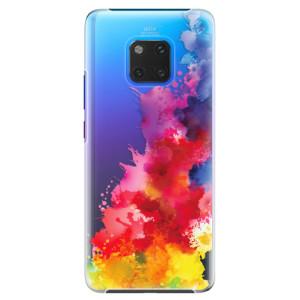 Plastové pouzdro iSaprio Color Splash 01 na mobil Huawei Mate 20 Pro