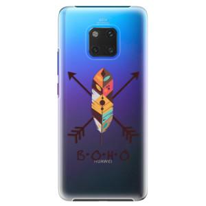 Plastové pouzdro iSaprio BOHO na mobil Huawei Mate 20 Pro