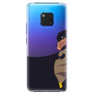 Plastové pouzdro iSaprio BaT Komiks na mobil Huawei Mate 20 Pro