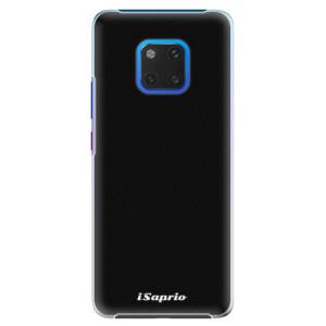 Plastové pouzdro iSaprio 4Pure černé na mobil Huawei Mate 20 Pro