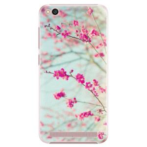 Plastové pouzdro iSaprio Blossom 01 na mobil Xiaomi Redmi 5A