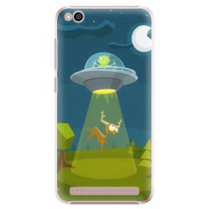 Plastové pouzdro iSaprio Ufouni 01 na mobil Xiaomi Redmi 5A