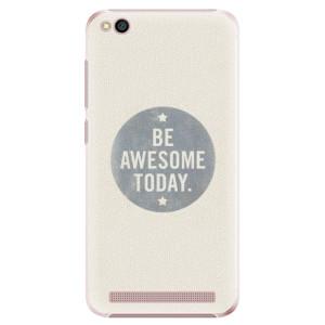 Plastové pouzdro iSaprio Awesome 02 na mobil Xiaomi Redmi 5A