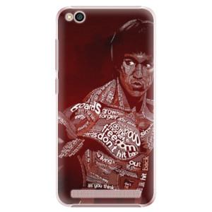 Plastové pouzdro iSaprio Bruce Lee na mobil Xiaomi Redmi 5A