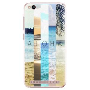 Plastové pouzdro iSaprio Aloha 02 na mobil Xiaomi Redmi 5A