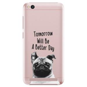 Plastové pouzdro iSaprio Better Day 01 na mobil Xiaomi Redmi 5A