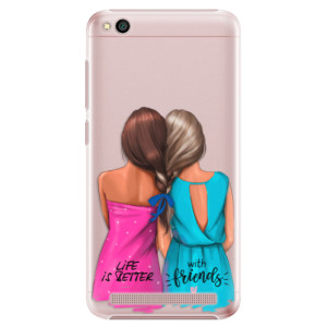 Plastové pouzdro iSaprio Best Friends na mobil Xiaomi Redmi 5A