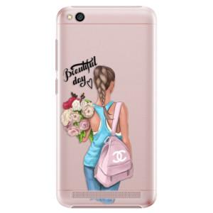 Plastové pouzdro iSaprio Beautiful Day na mobil Xiaomi Redmi 5A
