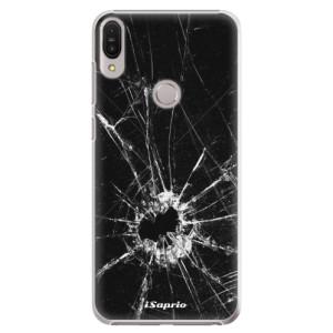 Plastové pouzdro iSaprio Broken Glass 10 na mobil Asus Zenfone Max Pro ZB602KL