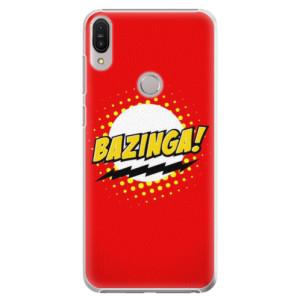 Plastové pouzdro iSaprio Bazinga 01 na mobil Asus Zenfone Max Pro ZB602KL