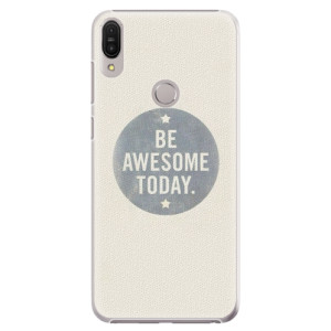 Plastové pouzdro iSaprio Awesome 02 na mobil Asus Zenfone Max Pro ZB602KL