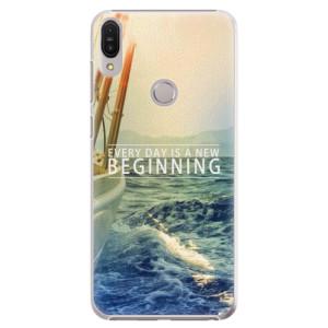 Plastové pouzdro iSaprio Beginning na mobil Asus Zenfone Max Pro ZB602KL