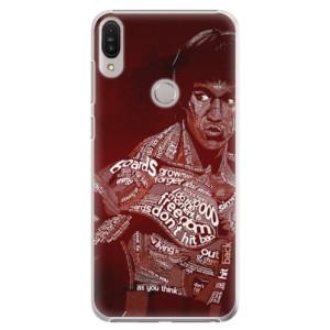 Plastové pouzdro iSaprio Bruce Lee na mobil Asus Zenfone Max Pro ZB602KL