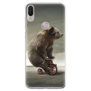 Plastové pouzdro iSaprio Medvěd 01 na mobil Asus Zenfone Max Pro ZB602KL