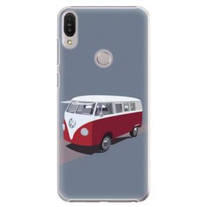 Plastové pouzdro iSaprio VW Bus na mobil Asus Zenfone Max Pro ZB602KL