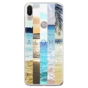 Plastové pouzdro iSaprio Aloha 02 na mobil Asus Zenfone Max Pro ZB602KL