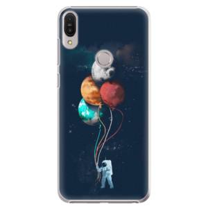 Plastové pouzdro iSaprio Balónky 02 na mobil Asus Zenfone Max Pro ZB602KL