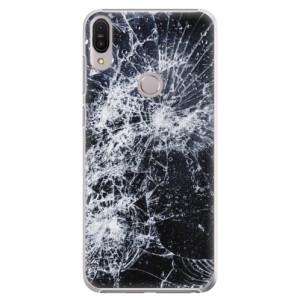 Plastové pouzdro iSaprio Praskliny na mobil Asus Zenfone Max Pro ZB602KL