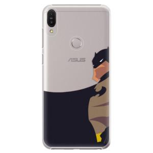 Plastové pouzdro iSaprio BaT Komiks na mobil Asus Zenfone Max Pro ZB602KL