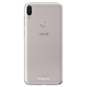 Plastové pouzdro iSaprio 4Pure mléčné bez potisku na mobil Asus Zenfone Max Pro ZB602KL