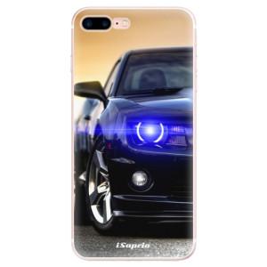Silikonové pouzdro iSaprio (mléčně zakalené) Chevrolet 01 na mobil Apple iPhone 7 Plus