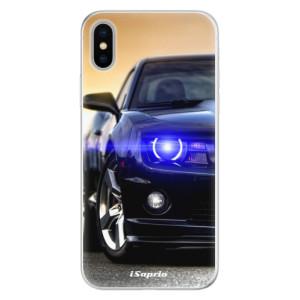 Silikonové pouzdro iSaprio (mléčně zakalené) Chevrolet 01 na mobil Apple iPhone X