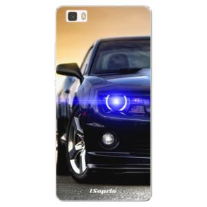 Silikonové pouzdro iSaprio (mléčně zakalené) Chevrolet 01 na mobil Huawei P8 Lite