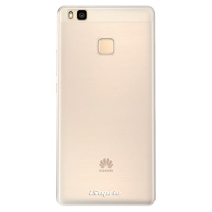 Silikonové pouzdro iSaprio 4Pure mléčné bez potisku na mobil Huawei P9 Lite