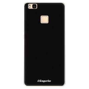 Silikonové pouzdro iSaprio 4Pure černé na mobil Huawei P9 Lite