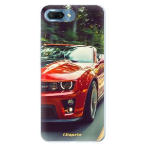 Silikonové pouzdro iSaprio (mléčně zakalené) Chevrolet 02 na mobil Honor 10
