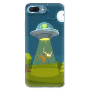 Silikonové pouzdro iSaprio (mléčně zakalené) Ufouni 01 na mobil Honor 10