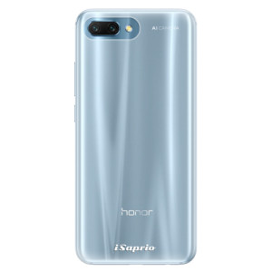Silikonové pouzdro iSaprio 4Pure mléčné bez potisku na mobil Honor 10