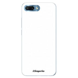 Silikonové pouzdro iSaprio 4Pure bílé na mobil Honor 10