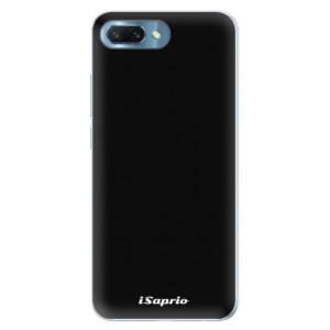 Silikonové pouzdro iSaprio 4Pure černé na mobil Honor 10