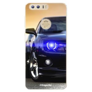 Silikonové pouzdro iSaprio (mléčně zakalené) Chevrolet 01 na mobil Honor 8
