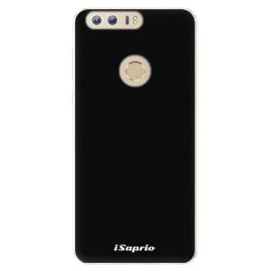 Silikonové pouzdro iSaprio 4Pure černé na mobil Honor 8
