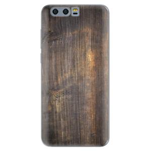 Silikonové pouzdro iSaprio (mléčně zakalené) Staré Dřevo na mobil Honor 9