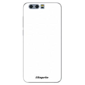 Silikonové pouzdro iSaprio 4Pure bílé na mobil Honor 9
