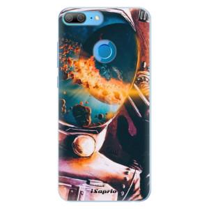 Silikonové pouzdro iSaprio (mléčně zakalené) Astronaut 01 na mobil Honor 9 Lite