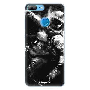 Silikonové pouzdro iSaprio (mléčně zakalené) Astronaut 02 na mobil Honor 9 Lite