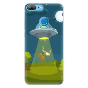Silikonové pouzdro iSaprio (mléčně zakalené) Ufouni 01 na mobil Honor 9 Lite
