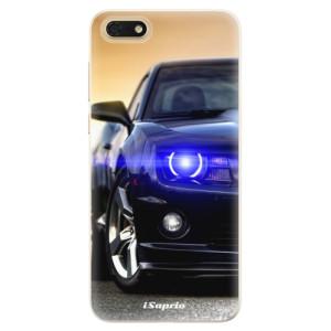 Silikonové pouzdro iSaprio (mléčně zakalené) Chevrolet 01 na mobil Honor 7S