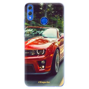 Silikonové pouzdro iSaprio (mléčně zakalené) Chevrolet 02 na mobil Honor 8X