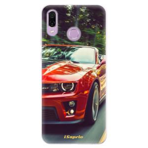 Silikonové pouzdro iSaprio (mléčně zakalené) Chevrolet 02 na mobil Honor Play