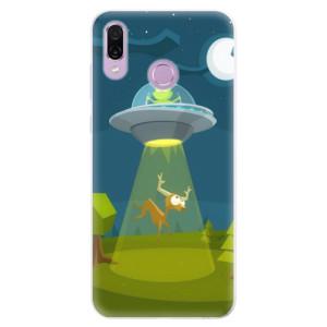 Silikonové pouzdro iSaprio (mléčně zakalené) Ufouni 01 na mobil Honor Play