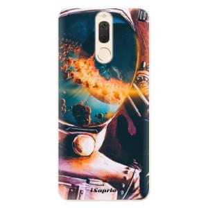 Silikonové pouzdro iSaprio (mléčně zakalené) Astronaut 01 na mobil Huawei Mate 10 Lite