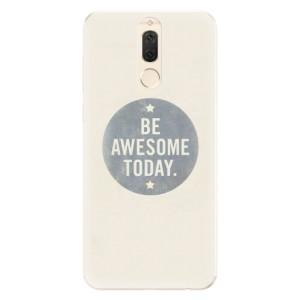 Silikonové pouzdro iSaprio (mléčně zakalené) Awesome 02 na mobil Huawei Mate 10 Lite