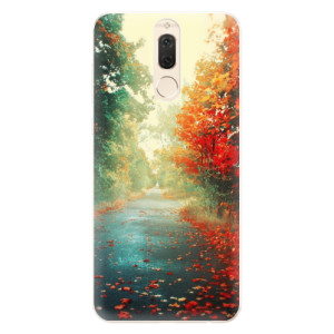 Silikonové pouzdro iSaprio (mléčně zakalené) Podzim 03 na mobil Huawei Mate 10 Lite